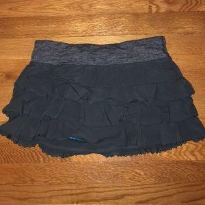 Lulu lemon athletic skirt!!!